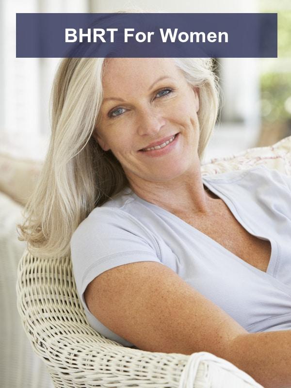 bhrt for women wellness center