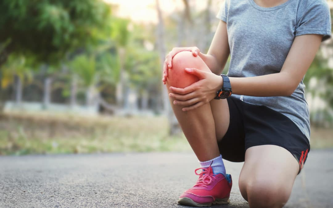 Don't Let Knee Pain Slow You Down This Spring!