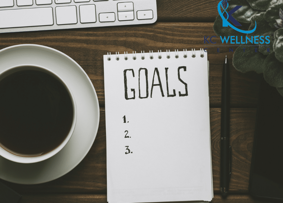 Four New Year's Resolutions + How To Achieve Them!