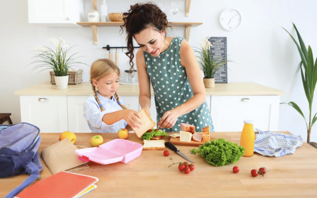 2021 Healthy Back-to-School Snacks Ideas